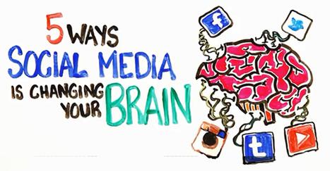 How Social Media Is Rewiring Our Brains [Video] | Social Media Marketing | Scoop.it