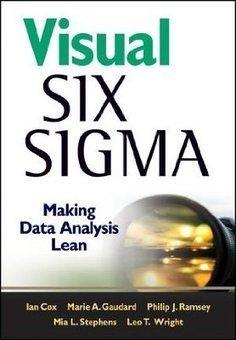 Visual Six Sigma: Making Data Analysis Lean (Wiley and SAS ... | Big Data | Scoop.it