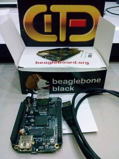 Beaglebone ตัวแรกมาถึงแล้ว | Beaglebone | Scoop.it