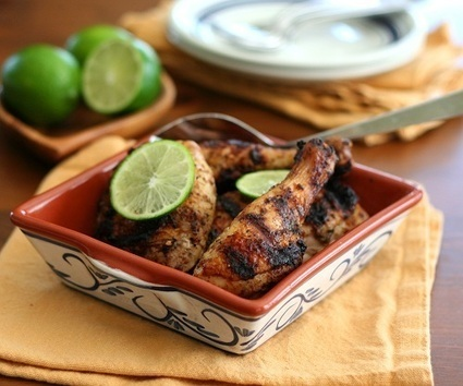 Chipotle Lime Grilled Chicken - Low Carb and Gluten-Free | The Man With The Golden Tongs Goes All Out On Health | Scoop.it