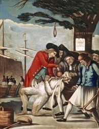 5 Myths of Tarring and Feathering - Journal of the American Revolution | Southmoore AP United States History | Scoop.it