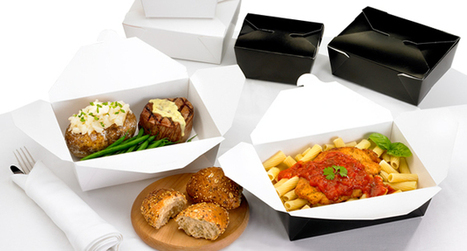 Carry-Out Containers by Fold-Pak   Food Boxes & To-Go Containers   Scoop.it