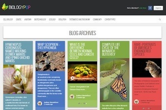 Biology Pop - Videos, Articles, and Apps About Biology | EFL Teaching Journal | Scoop.it