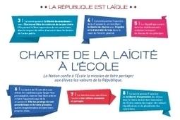 Charte de la laïcité à l'École   oralcapesprofdoc32cl26   Scoop.it