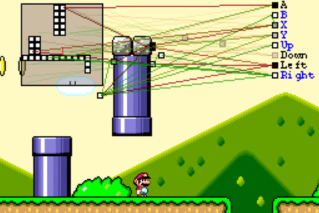 Artificial intelligence learns Mario level in just 34 attempts - Engadget | Technology | Scoop.it