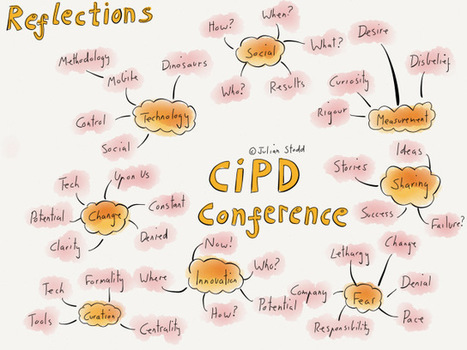 Reflections from CIPD Show 2015 Day 1 | Aprendizaje y Cambio | Scoop.it
