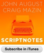 Scriptnotes, Ep. 32: Amazon's new deal for writers | A ton of useful information about screenwriting from screenwriter John August | Story School | Scoop.it