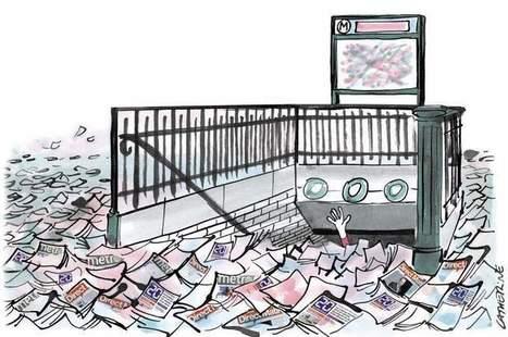 La presse gratuite à l'aube d'une recomposition | DocPresseESJ | Scoop.it