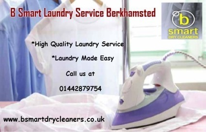 B smart Laundry Made Easy Service in Berkhamsted | B Smart Dry Cleaners | Scoop.it