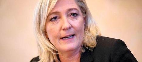 Marine Le Pen s'en prend à un journaliste de BFM TV | Actu des médias | Scoop.it