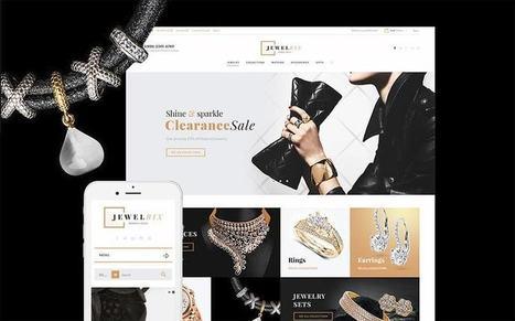 Jewelrix - Responsive Jewelry Store Prestashop Theme for eCommerce Sites   platinastudio   Scoop.it