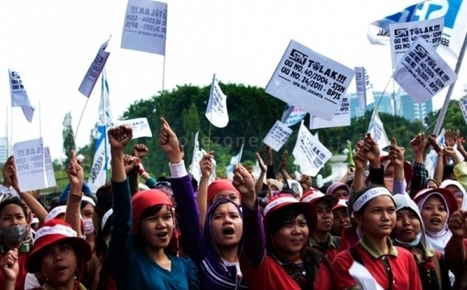 Huawei Facing Second Labor Strike in Indonesia | Asian Labour Update | Scoop.it