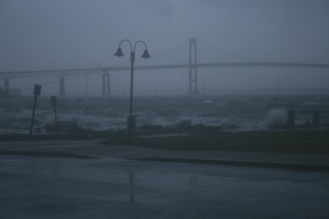 How Flickr Predicted Hurricane Sandy's Landfall - The Atlantic Cities   thecommons   Scoop.it