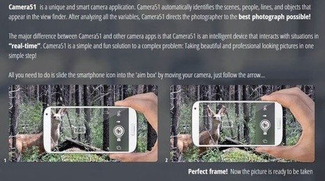 Camera51 App Claim They Crammed All Compositional Info Into An App That Tell You How To Shoot - DIY Photography | Un Android peut être humain | Scoop.it