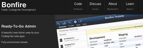 BonFire, Interface Admin pour CodeIgniter| Webmaster – Ressources ... | CodeIgniter PHP | Scoop.it