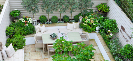 Petit jardin de rêve à Londres | Jardins urbains | Scoop.it