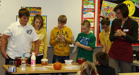 USDA Blog » A Thanksgiving Treat–Local Foods for Schools in a Minnesota Community | Extension Works the Food System | Scoop.it
