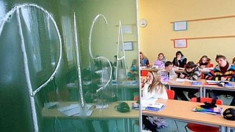 Classement Pisa : l'Éducation nationale championne des inégalités - FRANCE 24 | ENSEIGNEMENT | Scoop.it
