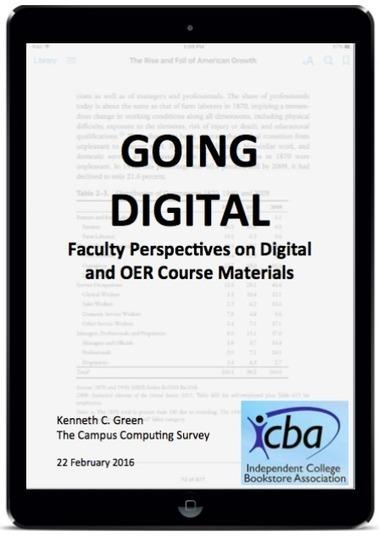Why American higher education faculty tend to resist digital materials: new study | De integratie van ICT-e in het curriculum van de lerarenopleiding | Scoop.it