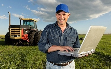 The Agriculture Industry Goes Social | Business Futures | Scoop.it