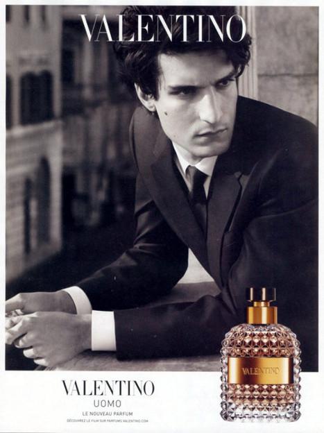 Parfum Valentino Uomo avec Louis Garrel | Publicités et parfum | Scoop.it