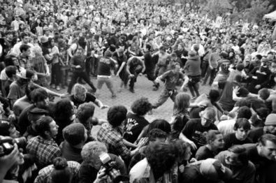 The Physics of Mosh Pits | Physics as we know it. | Scoop.it