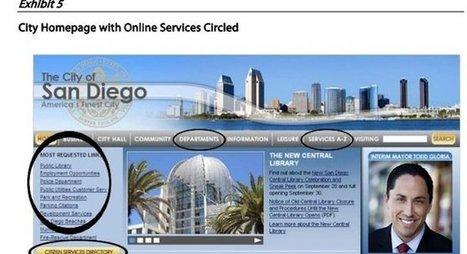 San Diego auditor blasts city's web services | Municipal politics | Scoop.it