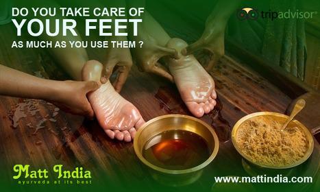 Ayurveda Massage for Feet | Ayurveda Hospital in Kerala | Scoop.it
