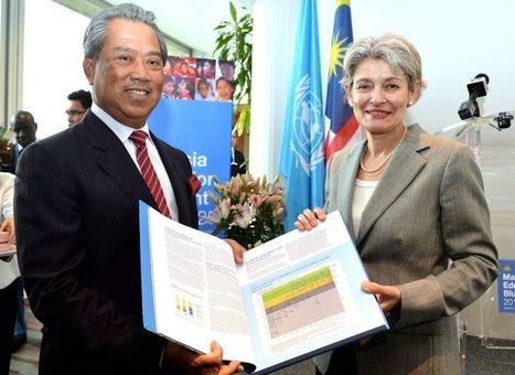 Unesco DG commends Malaysia for introducing education blueprint - The Star Online | Hi-Flyerz | Scoop.it