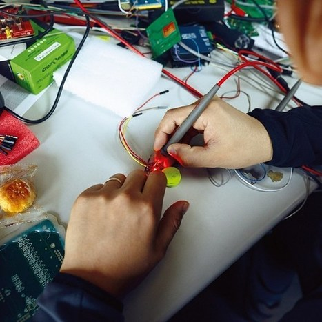 China's tech entrepreneurs have stopped copying and started innovating (Wired UK)   Creativity and learning   Scoop.it