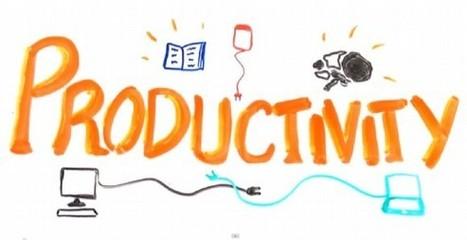 #RRHH #PyMEs: La ergonomía y la #productividad, una relación demostrada   Empresa 3.0   Scoop.it