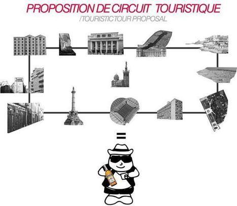 Itinéraire insolite pour Marseille 2013 | Architecture insolite | Scoop.it