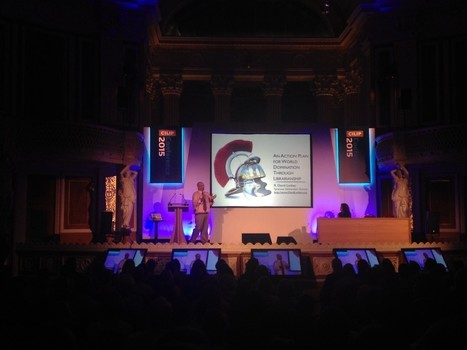 CILIP Conference 2015 Day 1 Morning Keynote   innovative libraries   Scoop.it