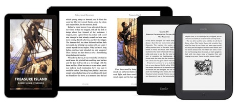 Standard Ebooks: Classics for people finicky about typos and formatting | Ebook and Publishing | Scoop.it