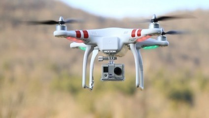 Using Quadcopters for Real Estate Videos   Drone News   Scoop.it