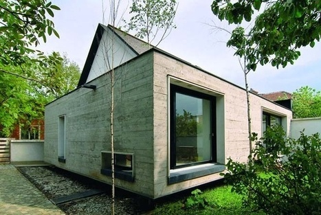 Sustainable Architecture: Moza House, Timisoara, Romania | Top CAD Experts updates | Scoop.it