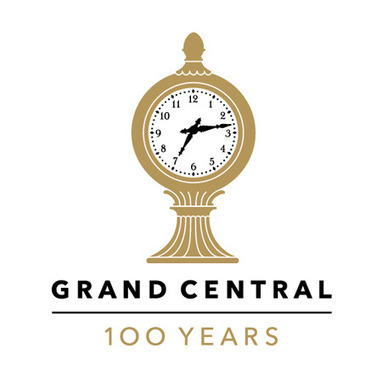 Meet me at the clock: new logo for Grand Central | Pentagram | Corporate Identity | Scoop.it