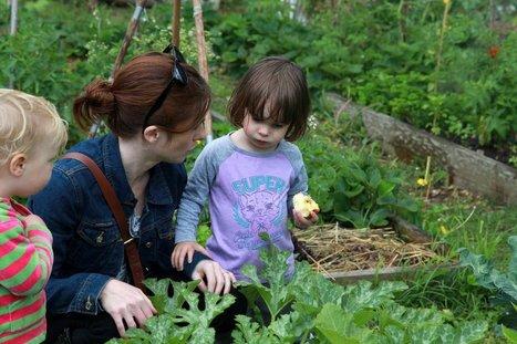 Community Gardens Can Improve Your Mental Health, Study Shows | jardins partagés | Scoop.it