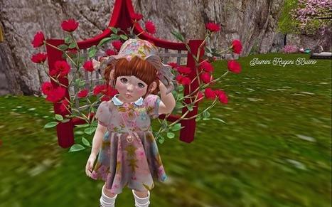 Florzinha #0100   亗 Second Life Kids Lookbook 亗   Scoop.it
