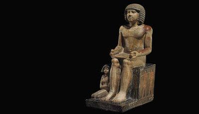 Northampton sells Sekhemka statue for £15.8m at auction | Le presse-Minute de Cliophile | Scoop.it