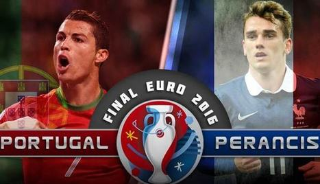 Prediksi Prancis vs Portugal Tgl 11 Juni 2016 Euro | Berita Bola | Scoop.it
