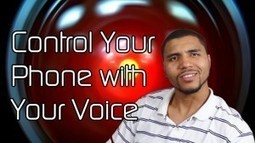 Voice Control Your Phone with Tasker and AutoVoice – XDA Developer TV | Android Discussions | Scoop.it
