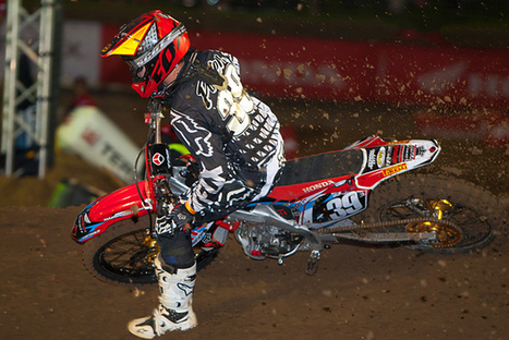 Supercross: Taylor Potter Earns Top Privateer Honours In S.A SX Lites ASX Round | Dirt Biking | Scoop.it