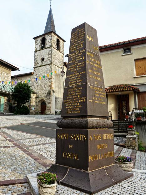 Saint-Santin, le village divisé | ClioTweets | Scoop.it