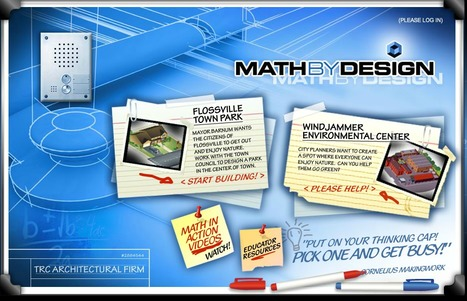 Put on Your Thinking Caps | Math by Design | Math education for the new millenium | Scoop.it