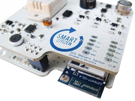 Smart Citizen Kit | Smart Cities | Scoop.it