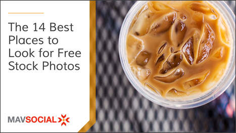 14 Sources for High Quality Free Stock Images | MavSocial | online presence | Scoop.it