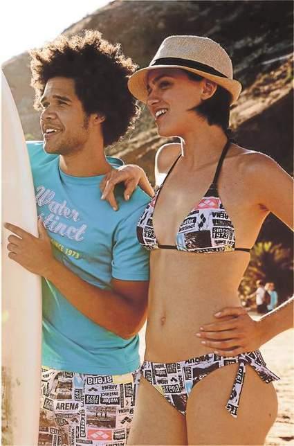 Arena surfe sur la vogue de la natation | Branding News & best practices | Scoop.it