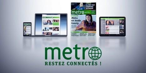 Metro investit | CB News | Actualités média | Scoop.it