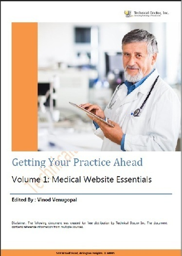 Getting Your Practice Ahead | Medical Website Essentials | EHR and Health IT Consulting | Scoop.it